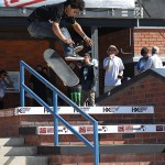 Gavin 'Moses' Adams sw hardflip - after time