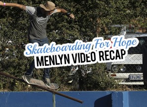 Skateboarding for Hope at Menlyn Skatepark in Pretoria Video Recap