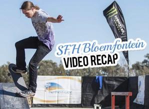 Skateboarding for Hope Bloemfontein Video Recap