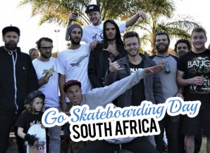 Go SKateboarding Day in Durban and Pretoria