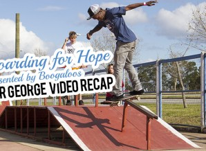 Skateboarding for Hope Buck Tour Video