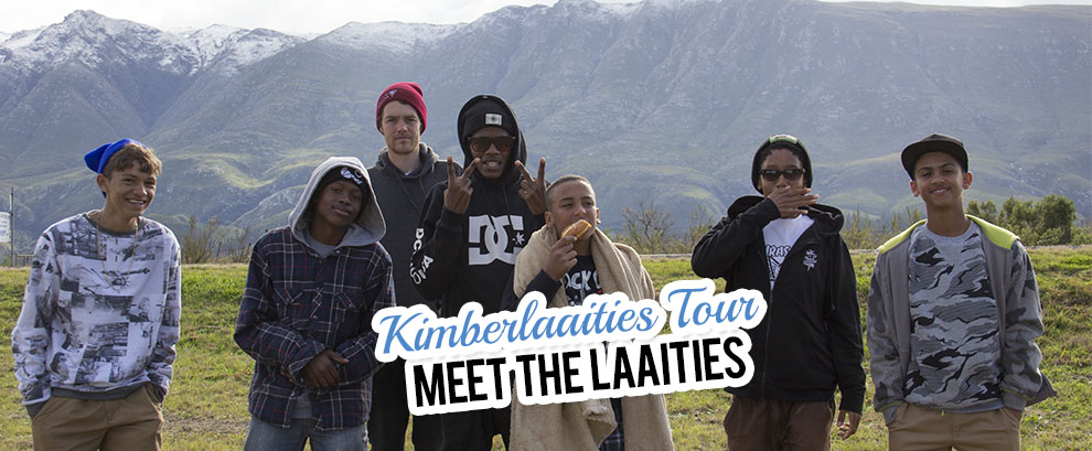 Kimberlaaities Tour - Meet the laaities