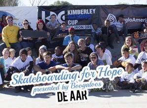 Skateboarding for Hope presented by Boogaloos De Aar Skatepark