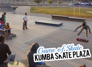 Game of Skate Kumba Skate Plaza