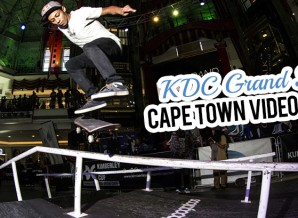 Video Recap of Cape Town KDC Grand Slam