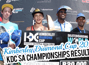 Results from the 2014 KDC South African Championships