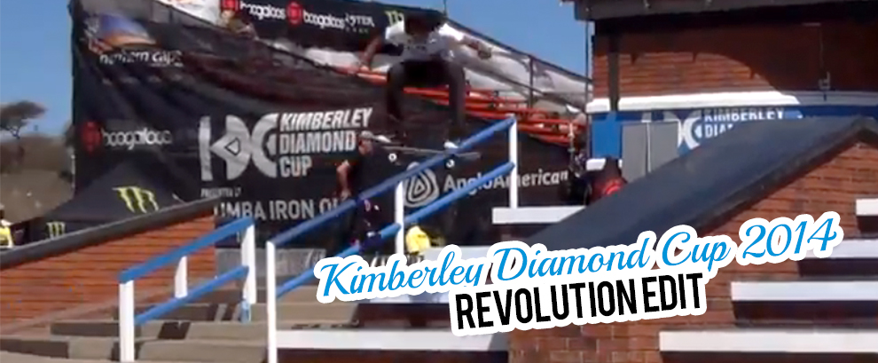 Revolution's KDC Street World Championships edit