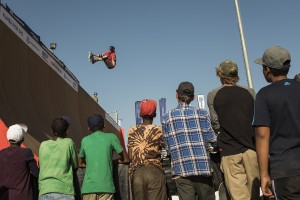 Kimberley 07/10/2015. Kimberley Diamond Cup skateboarding contest held in Kimberley, South Africa. Photo Sam Clark, clarkst@gmail.com