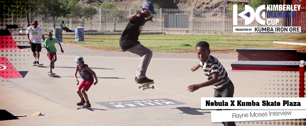 Kumba Skate Plaza Introduces Nebula Skateboarding Program