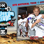 Skateboarding For Hope National Tour Heads To YBF Skate Plaza (JHB) This Saturday