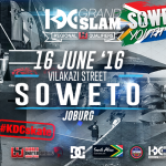 KDC Grand Slam Johannesburg Regional Qualifiers Head To Soweto For Youth Day (16 June)