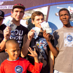Skateboarding For Hope Supported By DC Shoes Northern Cape Youth Month Tour: De Aar 2016